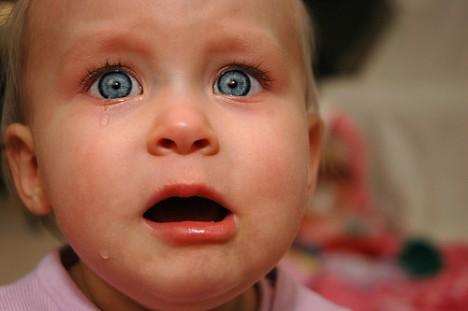 Baby cyring colic