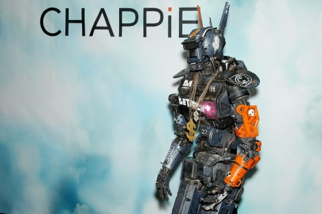 "New York Cast Photo Call for Columbia Pictures' new Film ""CHAPPiE"""