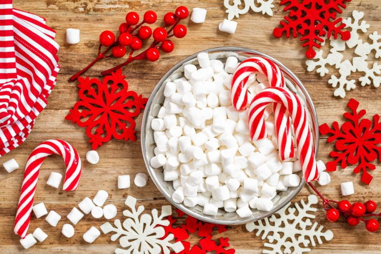 Christmas Sweets.Christmas Sweets May Contain Secrets To Preventing Child
