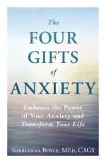 Four Gifts of Anxiety Cover