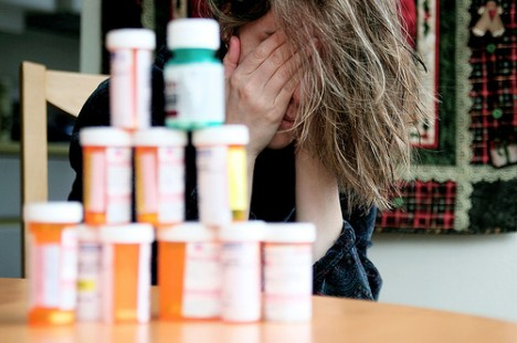 Headache with prescriptions