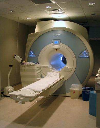 MRI scanner siemens