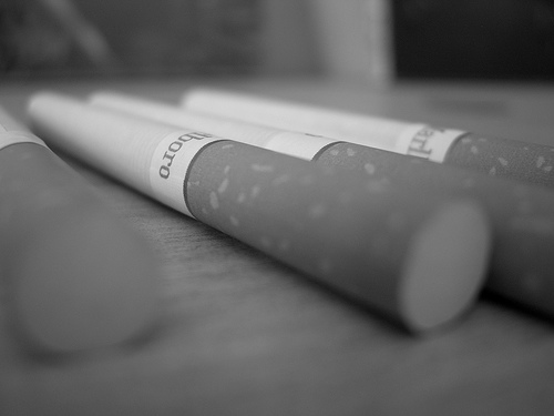 Malboro cigs