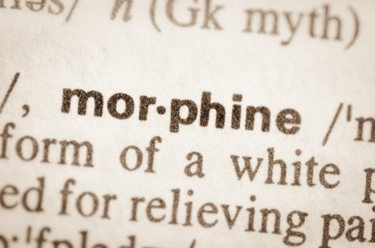 Morphine Dictionary