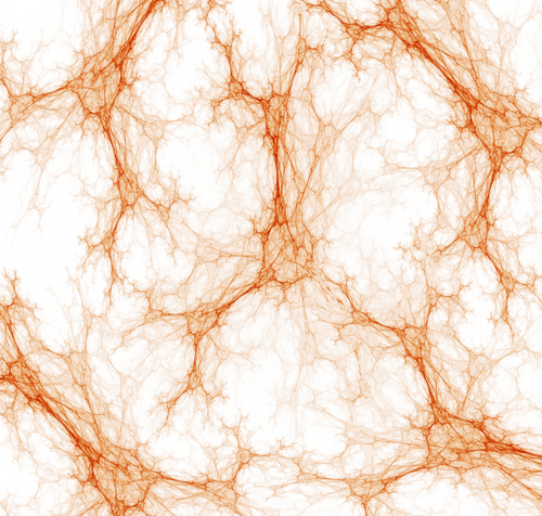 Neurons capillary outlines