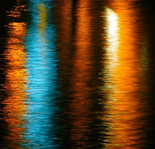 Pattern water