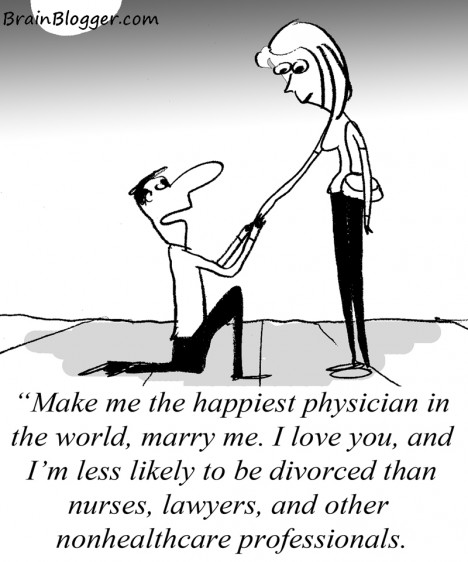 Physician Divorce Rates