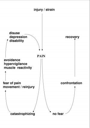 Psychosocial Pain Diagram