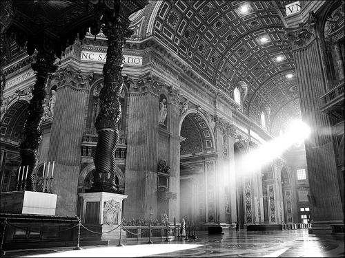St Peters Basilica Rome
