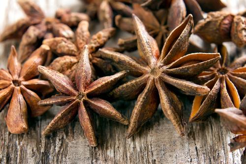 Stars anise smell