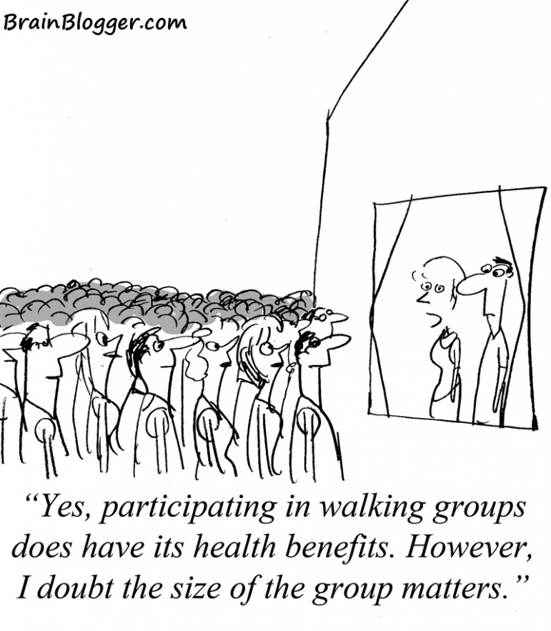 Walking Groups and Health