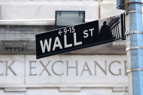 Wall street over exchange