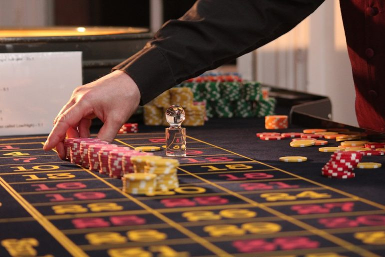 Cocaine gambling addiction