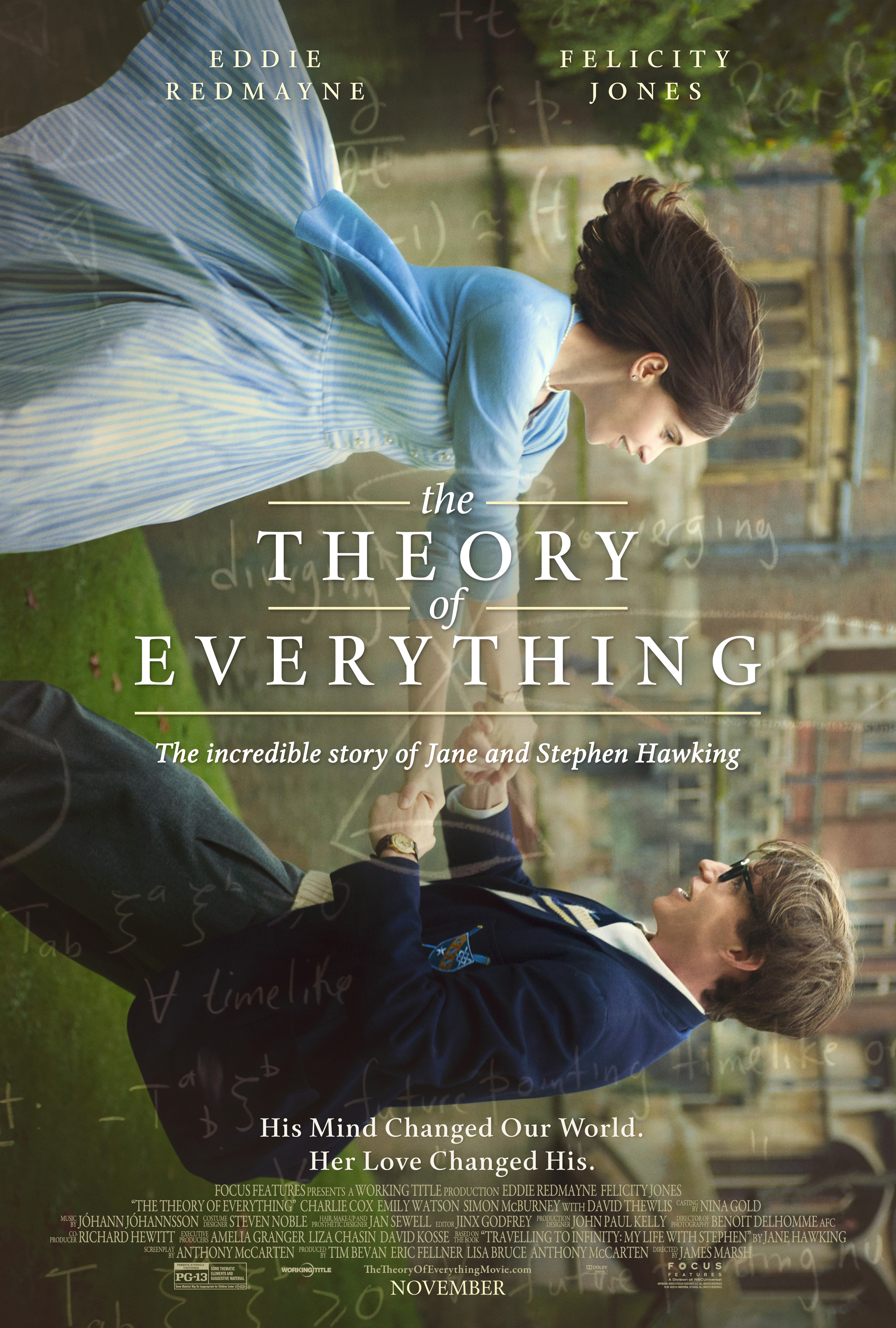 """""""The Theory of Everything"""" – Review   Brain Blogger"""
